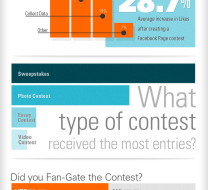 Facebook Contest By The Numbers