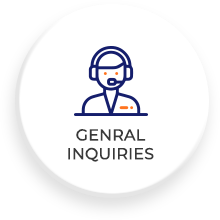 Genral Inquiries
