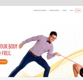 The Forever Fix Program Sales Page