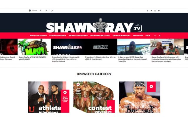 shawn ray tv