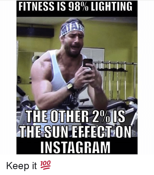 fitness marketing on Instagram