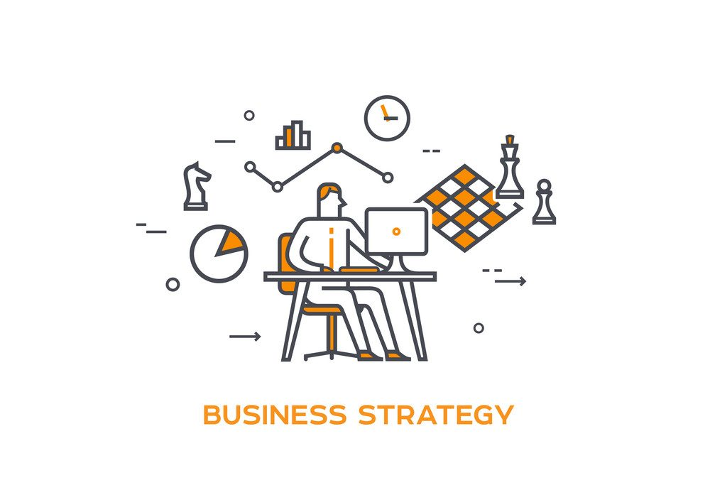 business strategy cover